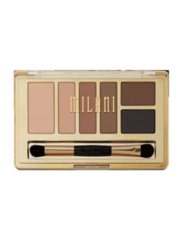 Milani Everyday Eyes Eyeshadow Palette 07 Basic Mattes in carnesia