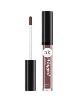 Nickak Whipped Lipgloss Redwood-04
