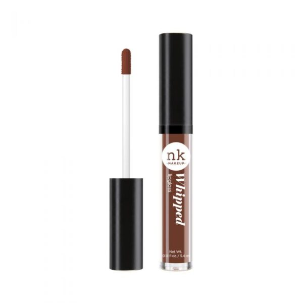 Nickak Whipped Lip Gloss-06 Russet