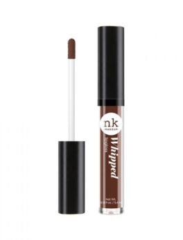 Nickak Whipped Lipgloss Dark Rufous-05