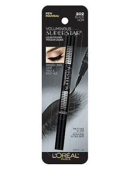 L'Oreal Voluminous Superstar Liquid Eyeliner