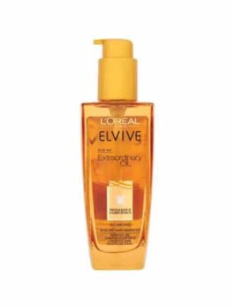 L'Oreal Elvive Extraordinary Hair Oil All Hair Types 100ml in Carnesia