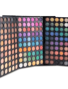 Be Bella 180 Eyeshadow Palette-B180