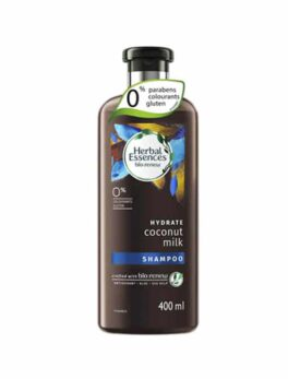 Herbal Essences Bio:Renew Hydrate Coconut Milk Shampoo in Carnesia