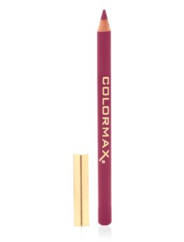 Colormax Satin Glide Lip Liner Pencil - 08 Lovely Violet