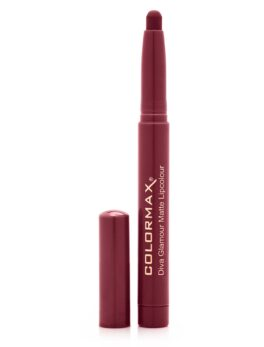 Colormax Diva Glamour Matte Lipcolour - London