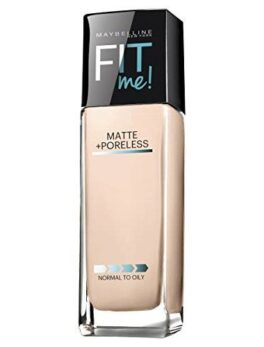 Maybelline Fit Me Matte + Poreless Foundation -112
