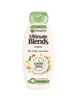 Garnier Ultimate Blends Shampoo Almond Crush in Carnesia