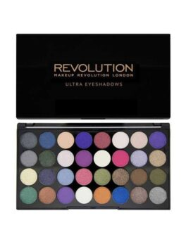 Revolution Eyes Like Angel Eyeshadow Palette in carnesia