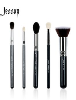 Jessup High Quality Makeup Brush Set