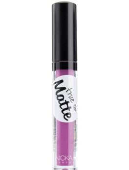 Nicka K New York Matte True Lipstick - 05 Hopbush