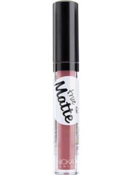 Nicka K New York Matte True Lipstick - 08 Santa Fe