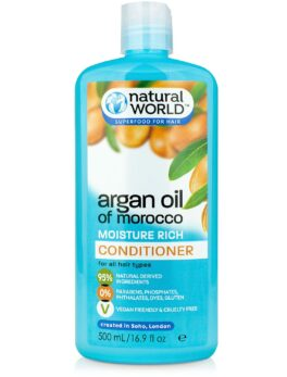 Natural World Argan OIL Of Morocco Conditioner in Bangladesh
