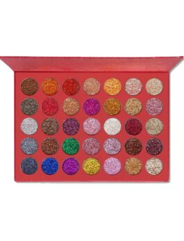 Kara Beauty 35 Color Eyeshadow Palette es18 in Carnesia