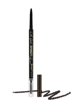 L.A Girl Slim Shady Brow Pencil 359 Blackest Brown
