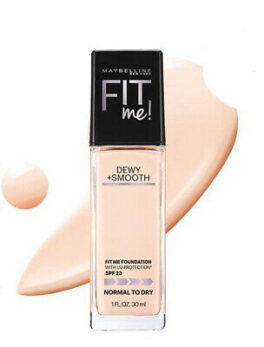 Maybelline Fit Me Matte + Poreless Foundation- 228