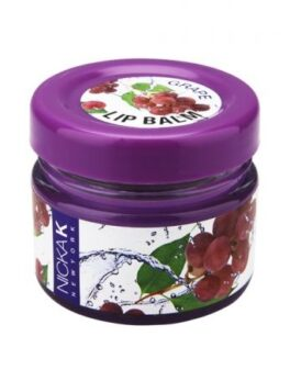 Nicka K Fruit Lip Balm - Grape