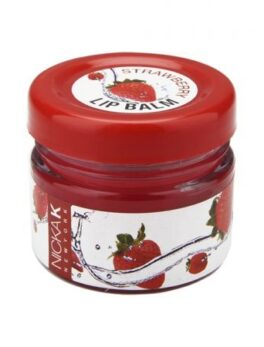 Nicka K Fruit Lip Balm - Strawberry