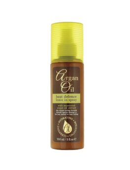 Xpel Argan Oil Heat Defence Leave In Spray in Carnesia