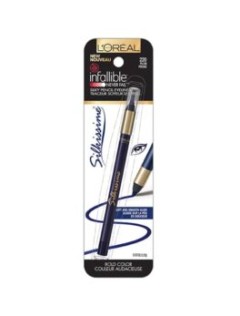 Loreal Infallible Silky Pencil Eyeliner 220 Plum in carnesia