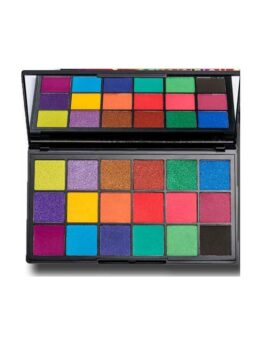 Revolution Tammi X Tropical Carnival Shadow Palette in carnesia