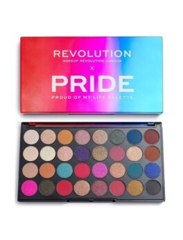Revolution Proud Of My Life Eyeshadow Palette in carnesia