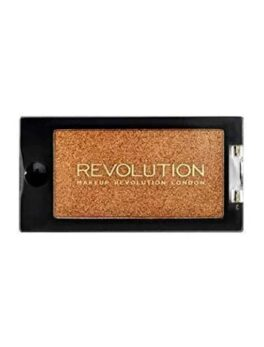 Revolution Mono Eyeshadow Mountains Of Gold in carnesia
