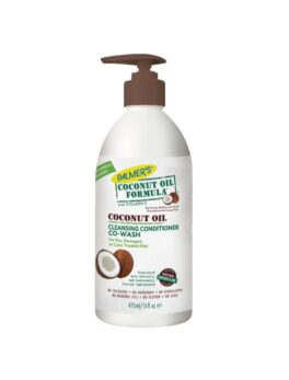 Palmer's Coconut Oil Formula Cleansing Conditioner Co-Wash in Carnesia