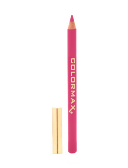 Colormax Satin Glide Lip Liner Pencil - 02 Barbie Girl