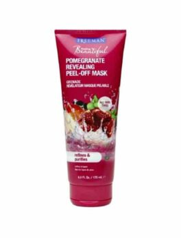 Freeman Pomegranate Revealing Peel Off Mask in Carnesia