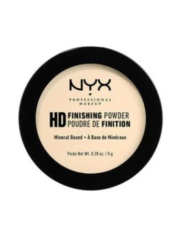 NYX HD Finishing Powder- Banana in carnesia