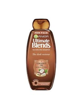 Garnier Ultimate Blends Shampoo Coconut Oil in Carnesia