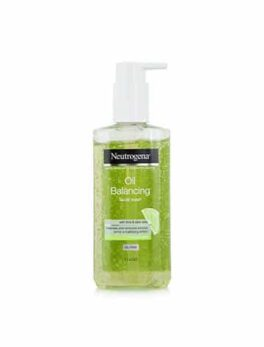 Neutrogena Oil Balancing Facial Wash 200 ml in Carnesia