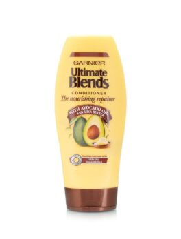 Garnier Avocado Oil & Shea Butter Ultimate Blends Conditioner - 360ml in Carnesia