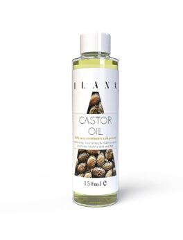 Ilana 100% Pure & Natural Castor Oil - 150ml in Bangladesh