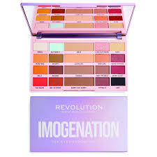 Revolution Imogenation The Eyeshadow Palette in Carneia
