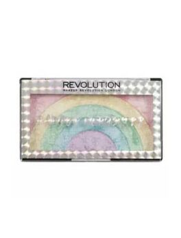 Revolution Rainbow Highlighter in Carnesia
