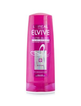 L'Oreal Elvive Nutri Gloss Luminiser High Shine Conditioner in Carnesia