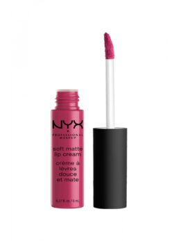 NYX Soft Matte Lip Cream - Prague