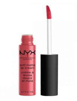 NYX Soft Matte Lip Cream - San Juan