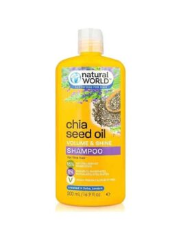 Remove term: Natural World Chia Seed Oil in Carnesia Natural World Chia Seed Oil in Carnesia