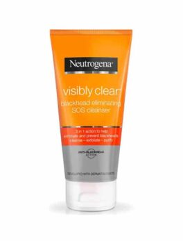 Neutrogena Visibly Clear Blackhead Eliminating Sos Cleanser in Carnesia