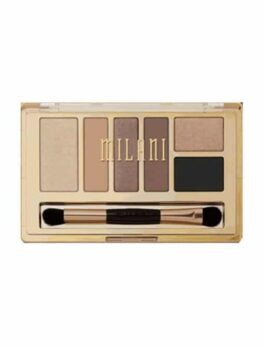 Milani Everyday Eyes Eyeshadow Palette 01 Gilded Desires in carnesia