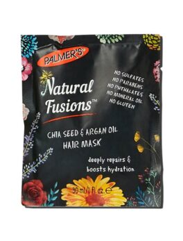 Palmer's Natural Fusions Chia Seed & Argan Hair Mask in Carnesia