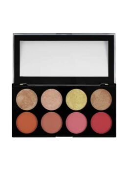 Revolution Blush Palettes- Blush Goddess in Carnesia