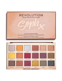 Revolution Soph X Extra Spice Eyeshadow Palette in carnesia