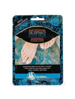 Xpel Macadamia Oil Extract Foot Pack in Carnesia