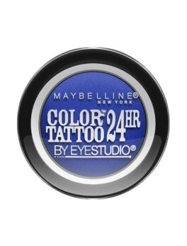 Maybelline Color Tattoo 24hr 75 Electric Blue