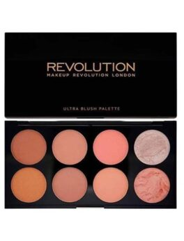 Revolution Ultra Blush Palette Hot Spice New B\C Hot Spice