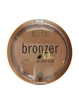 Milani Xl All Over Glow Bronzer- 03 Radiant Tan in Carnesia